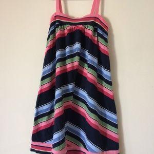 Girls Tank style sweater dress
